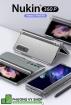 Case Nukin trong suốt Galaxy Z Fold3 5G (có khe để bút)